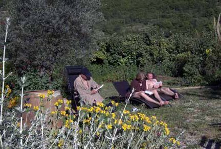 Soins spa repos bien-être et nature