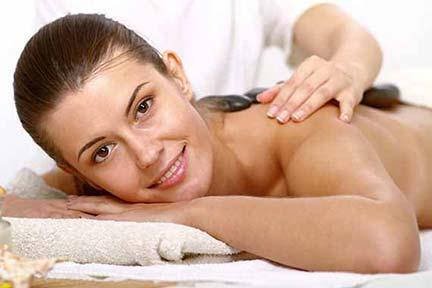 soin détente corps massage