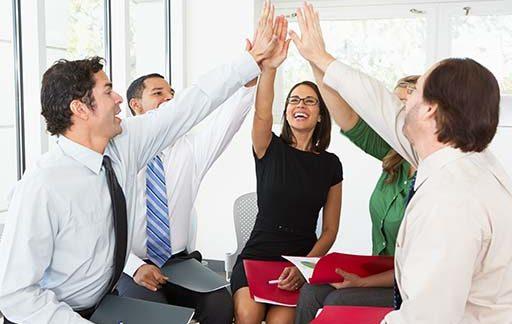Succès du travail collaboratif en entreprise
