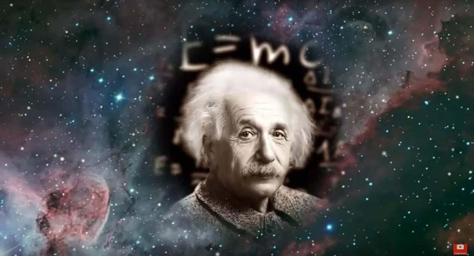 Einstein physique quantique et pensée positive