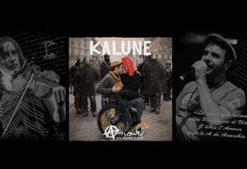 Amour, chanson éco-citoyenne de Kalune
