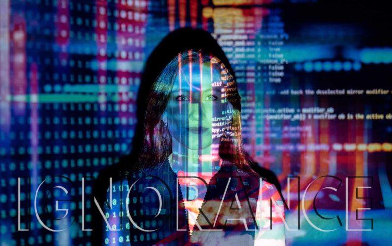 Fabrique des croyances et de l'ignorance dans un décor numérique